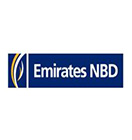 logo of emirates nbd