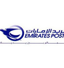 logo of emirates post